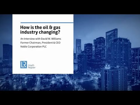 What are the next disruptive innovations for oil & gas?