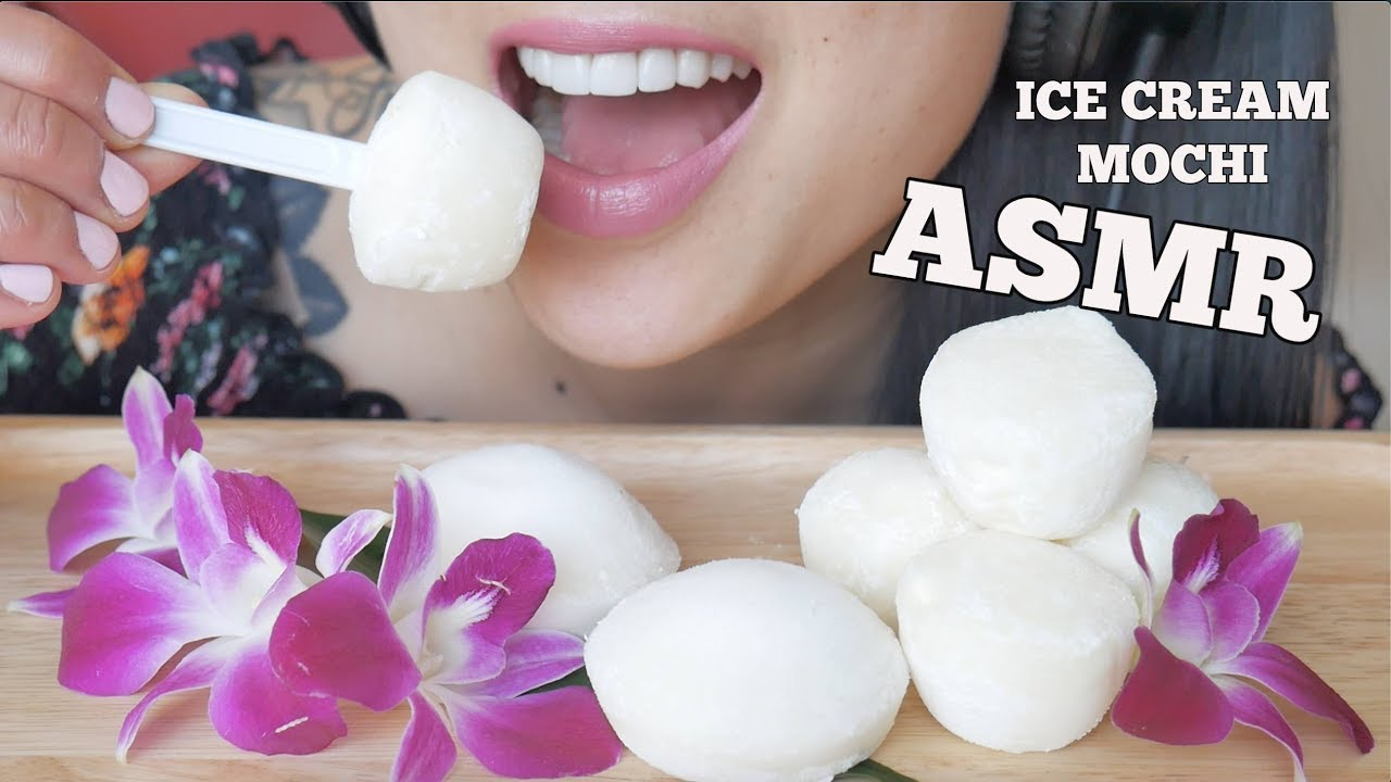 Asmr Ice Cream Mochi Feast Soft Eating Sound No Talking Sas Asmr Youtube If you want to know how i make this. asmr ice cream mochi feast soft eating sound no talking sas asmr