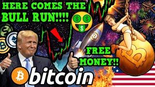 WOW!!! BITCOIN HUGE USA NEWS!!!! THIS COULD KICKSTART THE BULL RUN!!! 🚀