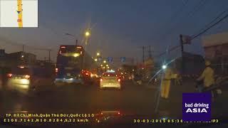 bad driving Vietnam #1