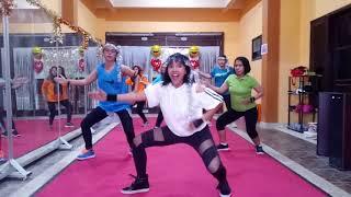 Haning By Koplo Time  Choreo Evin Pusiang