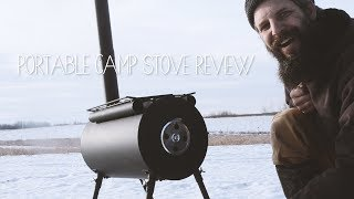 Military Camp Stove | Unboxing and Review