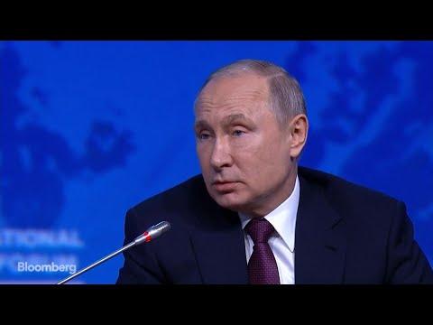 Putin Calls the Mueller Report 'Simply Absurd'