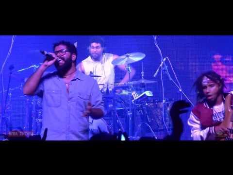 First Ever FISH ROCK Performance Live in Mumbai by Thaikkudam Bridge!!!
