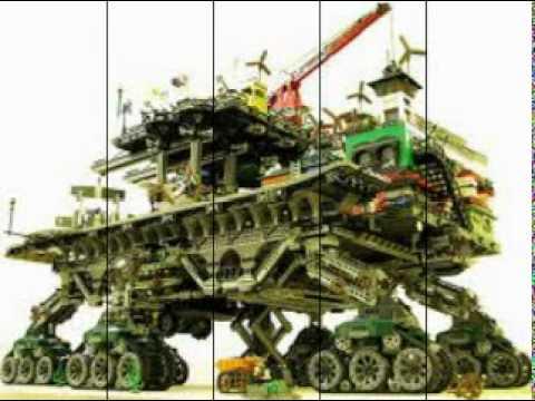 cool lego creations - YouTube