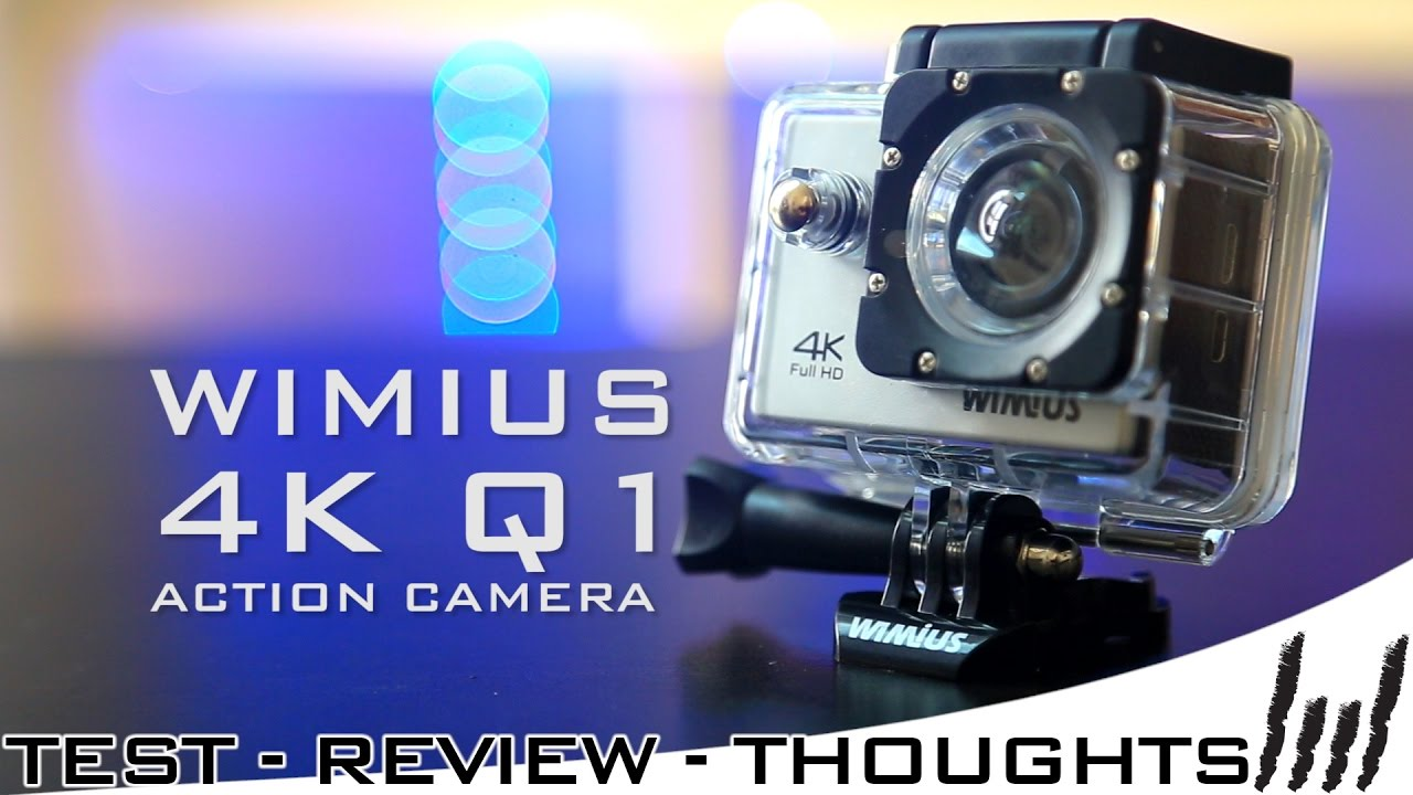 wimius 4k q1 action camera test footage review youtube. Black Bedroom Furniture Sets. Home Design Ideas