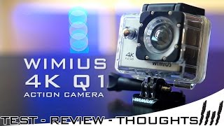 I was sent the wimius 4k action camera, so this is my unbiased review. give camera a full hands on test in real world to see how it stands up and a...