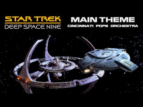 DS9 Music - Main Theme (Cincinnati Pops Orchestra)