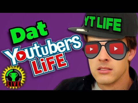 This Game is TOO REAL! - Youtubers Life