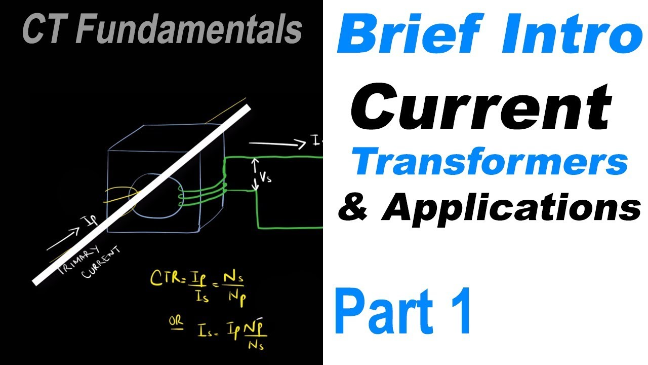 Brief Intro to Current Transformers and its Applications Part 1