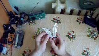 Мой походный нож | тактический нож | нож для выживания