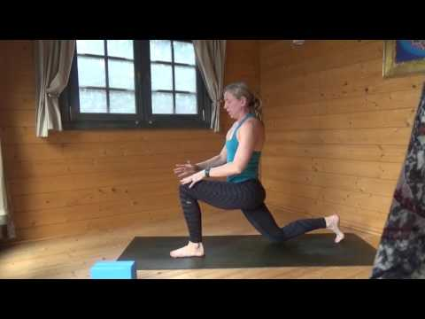 Grounded Earth Yoga Flow with Kelly Heath