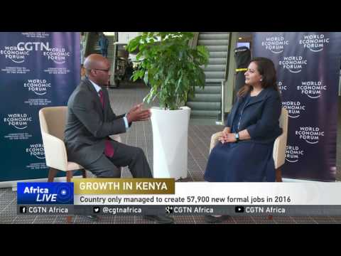 INTERVIEW: Can Kenya's growth hit 5.5% in 2017 as forecast by World Bank?