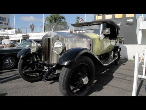 1925 Rolls Royce Phantom >> Me And My 1925 Rolls Royce Phantom At Goodwood Breakfast Club
