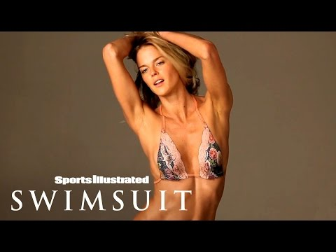 Shannan Click Strips Down & Becomes A Work Of Art In Body Paint | Sports Illustrated Swimsuit