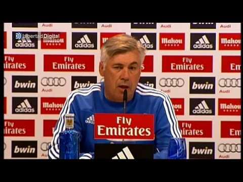 Ancelotti confirma que Casillas jugará la Champions