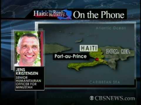 Surviving Haiti's Earthquake