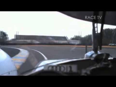 Onboard 24h Le Mans Audi Sport Team Joest №1