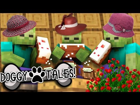 ZOMBIE TEA PARTY! | DOGGY TALES! Ep.6