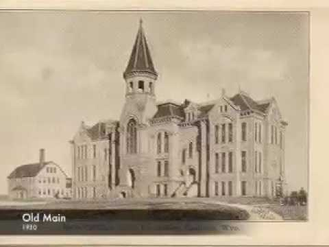 History of the University of Wyoming's West Campus