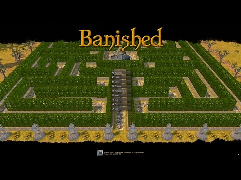 Banished: Curse Of The Medieval Fountain Part 4 - Protecting The Fountain