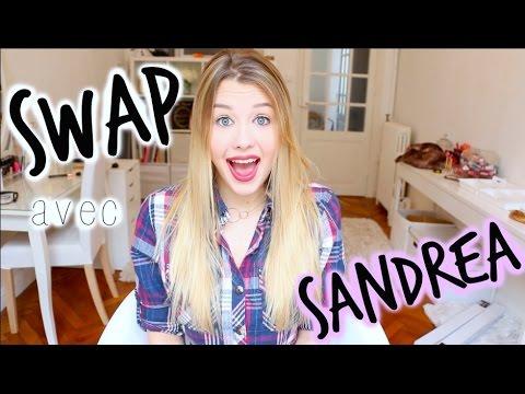 [ SWAP n°5 ] : SWAP avec Sandrea26France ! ♡
