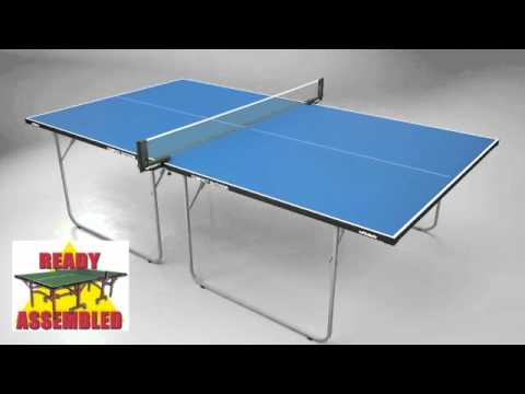 Good Butterfly Compact Outdoor Table Tennis Table