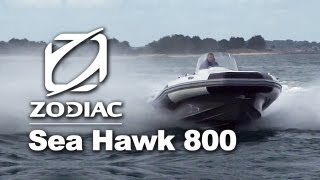 Zodiac Sea Hawk 800 | Rigid Inflatable Boats (RIB)