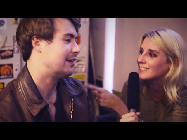 White Lung Interview 2016 (Post-It)
