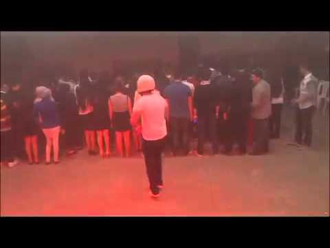 Harlem shake in tripoli evangelical school lebanon