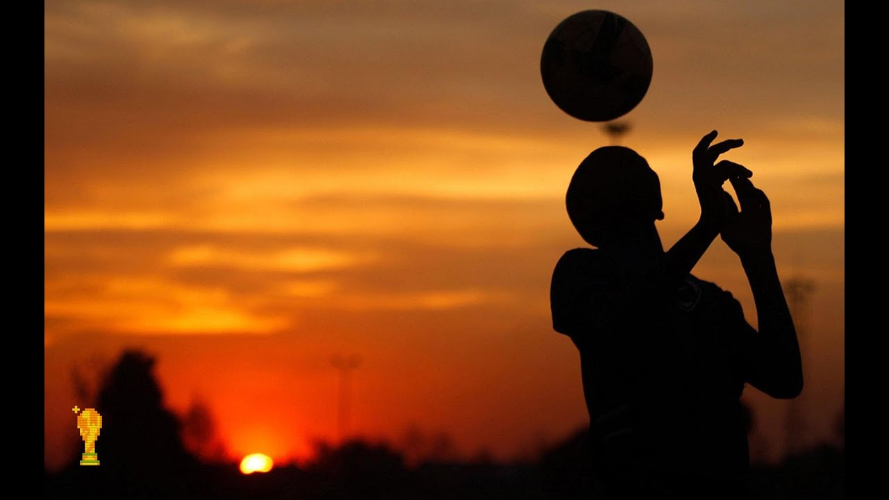 African Kids Playing