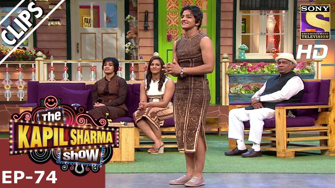 Download Ritu and Sangeeta Phogat's Dance on the Floor  - The Kapil Sharma Show – 15th Jan 2017