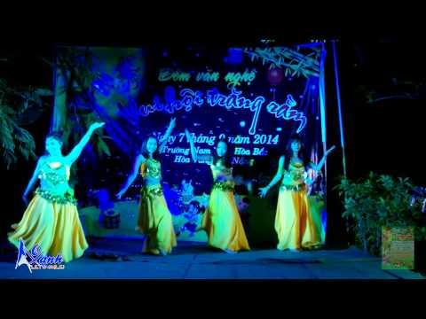 Múa Ấn Độ: Jaiho - [Vui hội trăng rằm 2014 - CLB Áo Xanh]