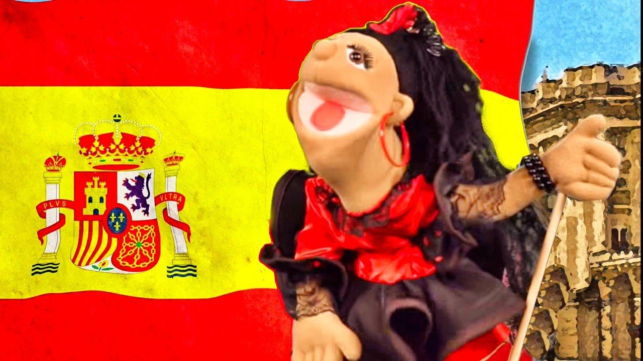 ME GUSTA ESPAÑA - Canciones Infantiles