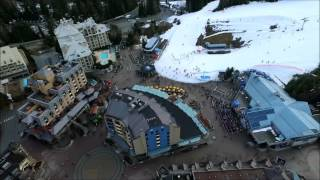 Whistler Village Drone Video