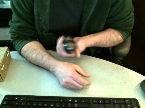 How to properly use Meditation Balls.