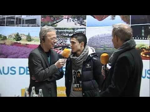 FCE-Spieler Leonardo Bittencourt im Interview