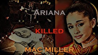 Mac Miller was Sacrificed Ariana Pre-Planned ILLUMINATI PROOF