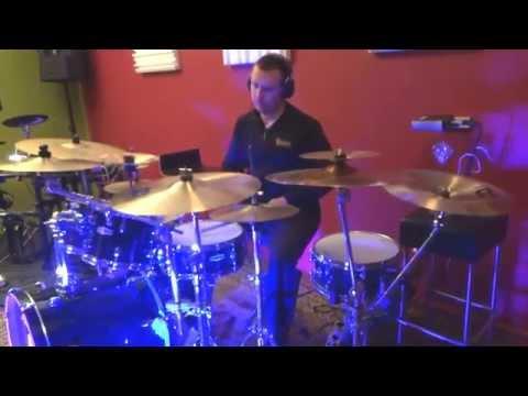 "Alex Minin-Minipop-""My Little Bee""(Drum Cover)"