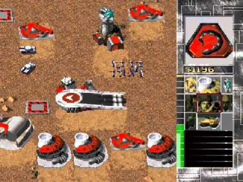 Command & Conquer Playstation,
