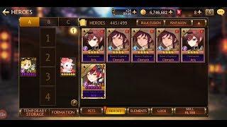 GD 8-10 - Lina Jin Rei VS Taka Lubu Hayoung - inn lv4 - Guild