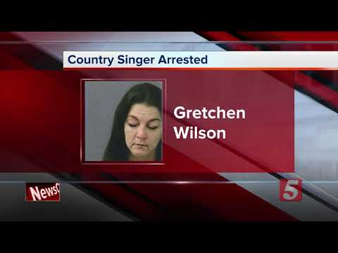 Big D - Gretchen Wilson Is An In Jail Woooman!