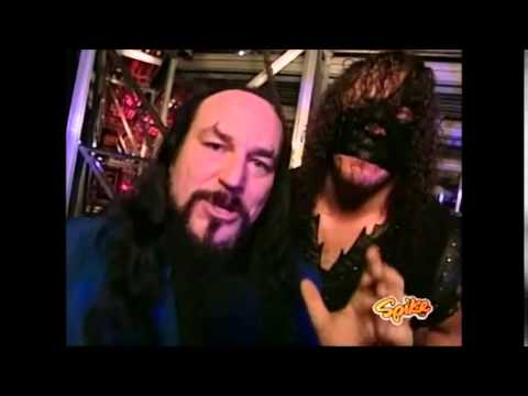 Jeremy Borash Backstage Interview With James Mitchell and Abyss