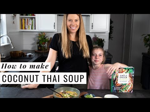 How to make Coconut Thai Soup