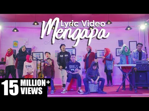 Gen Halilintar - Mengapa (Lyric Video)