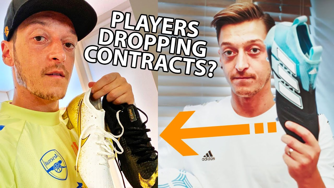Why Pro Footballers are switching up their boots?