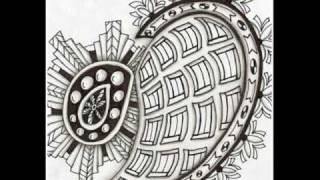 Zentangle Inspired Art-Clips-02