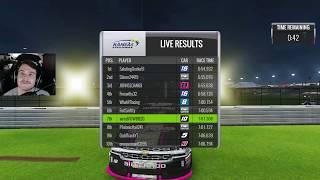 NASCAR Heat 2 Online Shenanigans 5/10/18