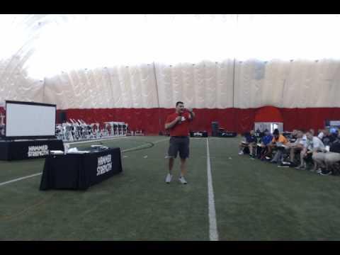 Joe Kenn - Carolina Panthers Head Strength and Conditioning Coach