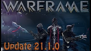 Warframe - Update 21.1.0: The Guandao Collection